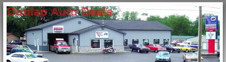 1961 Ford Galaxie - Dunlap Auto Deals